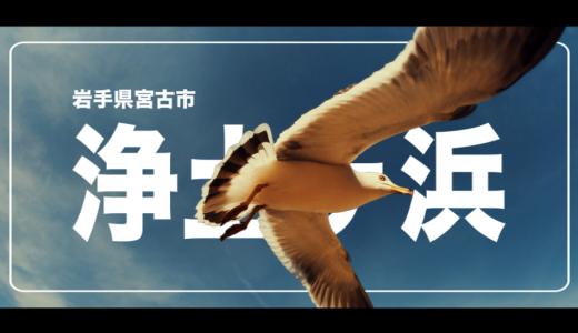 岩手県宮古市 浄土ヶ浜 Cinematic Movie制作
